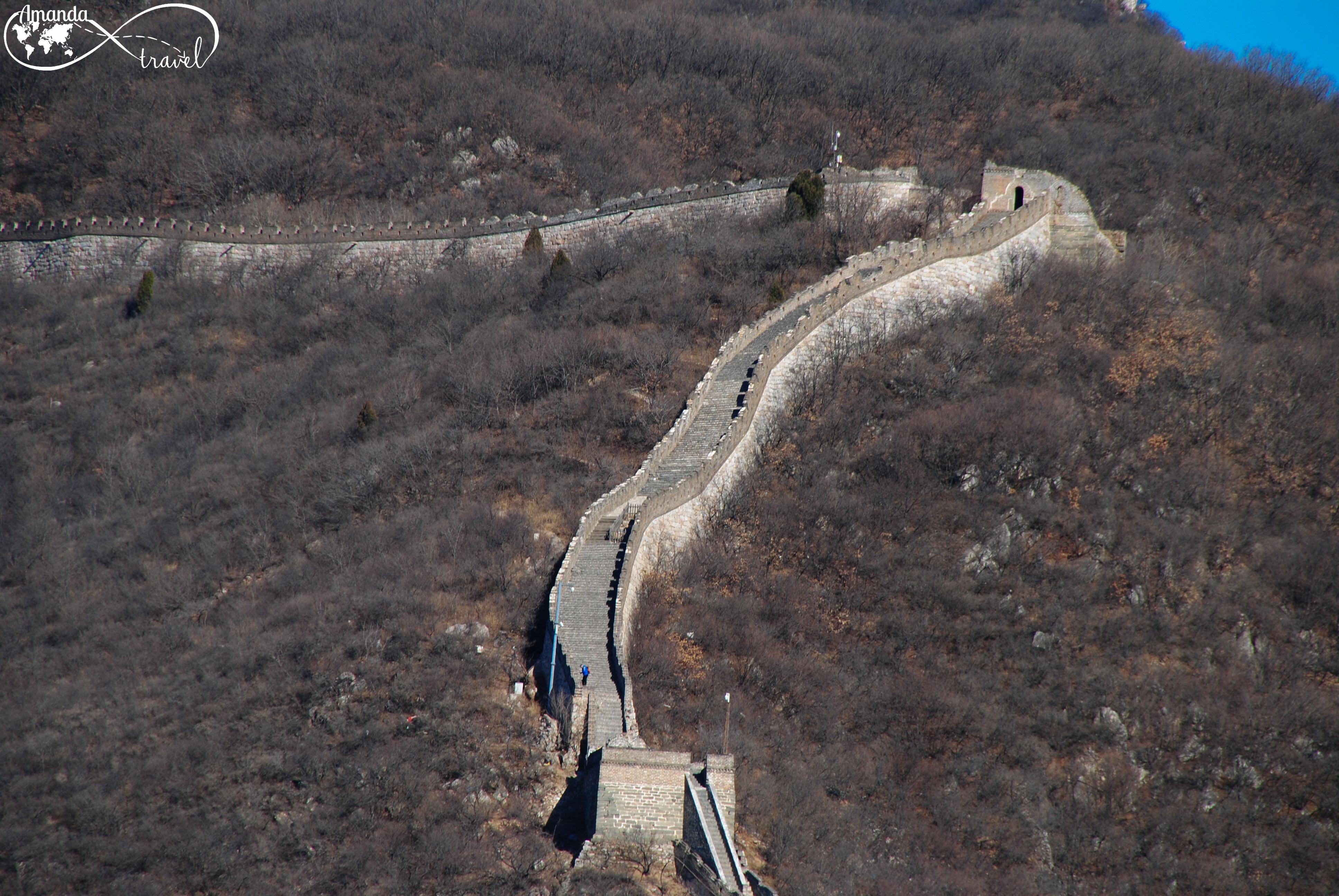 chinezen muur