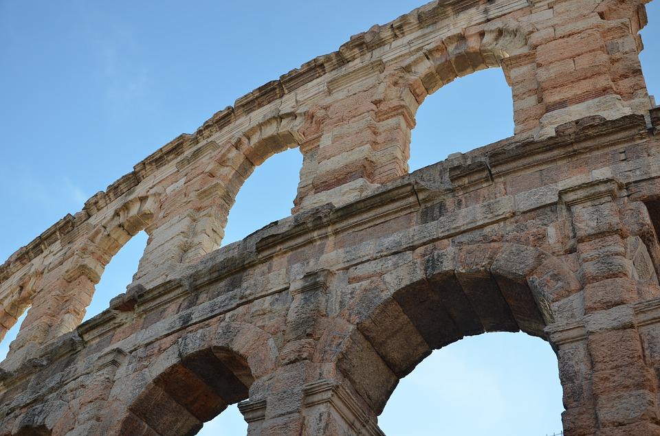 Verona, Italiaanse stad van de liefde
